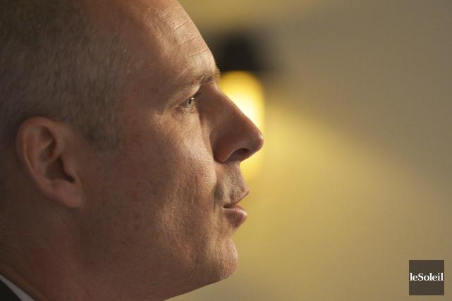 Michel Laplante... (Photothèque Le Soleil)