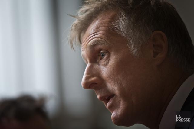 Maxime Bernier... (Archives La Presse)