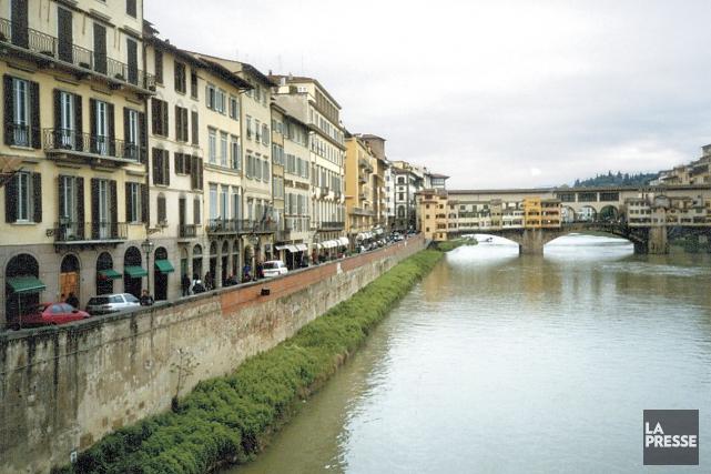 Le pont Vecchio à Florence en Italie.... (PHOTO ARCHIVES LA PRESSE)