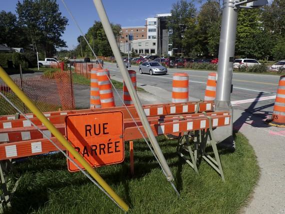Le boulevard de Portland sera fermé pour une... (Spectre Média, René Marquis)