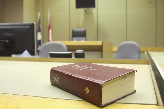 Mardi, la procureure de la Couronneétait prête à... (Patrick Woodbury, Archives LeDroit)
