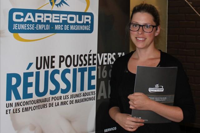 Marie-Pier Allard est coordonnatrice des projets et des...