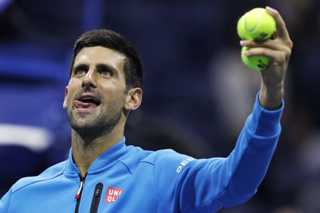 Novak Djokovic... (PHOTO archives AP)