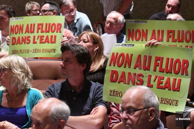 La CTETS a réclamé un moratoire d'urgence sur... (Stéphane Lessard, Le Nouvelliste)