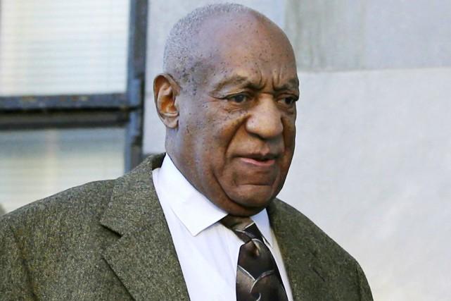 Bill Cosby, 79 ans, est accusé d'avoir drogué... (Archives AP)