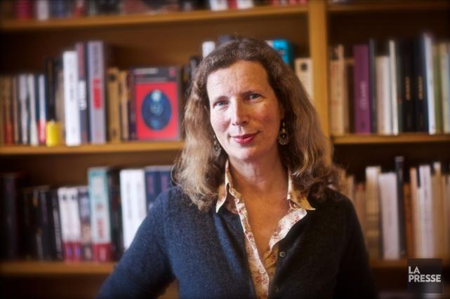 Cinq romanciers ont la chance de figurer dans... (André Pichette, Archives La Presse)