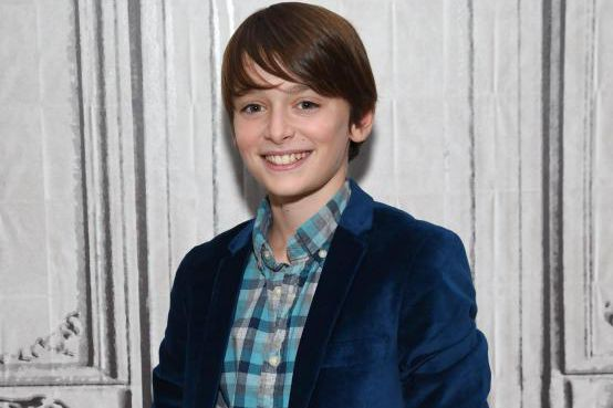 L'acteur Noah Schnapp, qui a un solide pied... (Photo Evan Agostini, archives Associated Press)