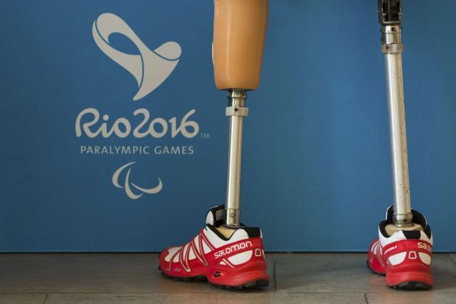 Le mouvement paralympique a parcouru beaucoup de chemin... (AP)