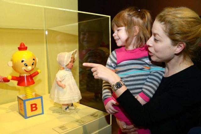 ExpositionDans mon temps... les jouets, présentée au Musée... (Photo fournie par le Musée de culture populaire de Trois-Rivières)