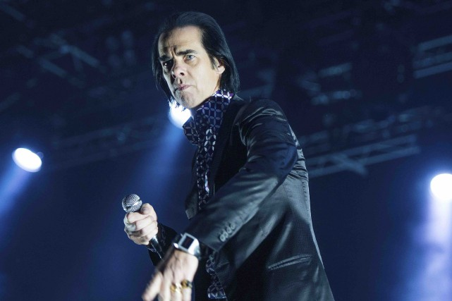 Nick Cave... (Archives AFP)