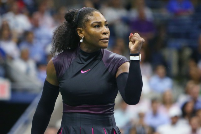 Serena Williams... (Photo Jerry Lai, archives USA TODAY)