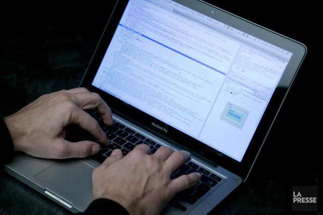 Victime d'une cyberattaque au cours de la dernière... (Archives, La Presse)