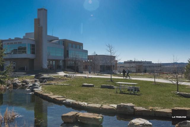 Pour la toute première fois, l'Université de Sherbrooke... (Archives, La Tribune)