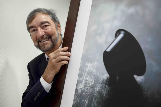 L'inventeur de la capsule Nespresso, Eric Favre... (AFP, Fabrice Coffrini)