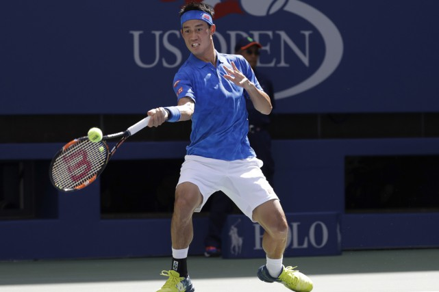 Andy Murray a perdu sept jeux consécutifs pour... (Associated Press)