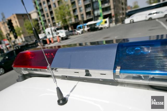 Une collision est survenue entre un motocycliste et... (archives La Presse)