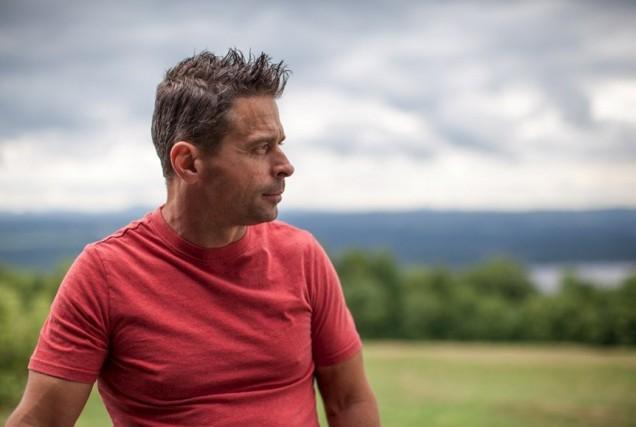 L'Estrien Nicolas Baillargeon a été choisi par la... (Photo fournie par la Fédération québécoise des chasseurs et pêcheurs, Catherine Bernier)