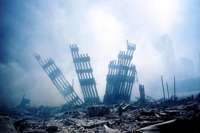 Quel impact le 11-Septembre a-t-il eu sur vous? Transmettez votre texte à... (PHoto ALEXANDRE FUCHS, ARCHIVES AFP)