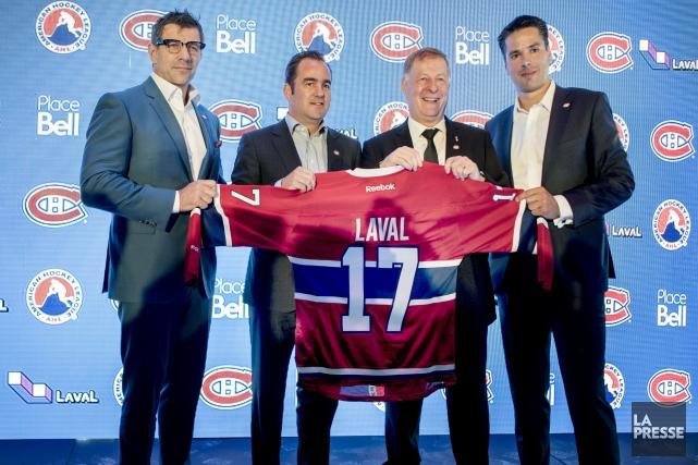 Le directeur général du Canadien Marc Bergevin, le... (Photo Marco Campanozzi, archives La Presse)