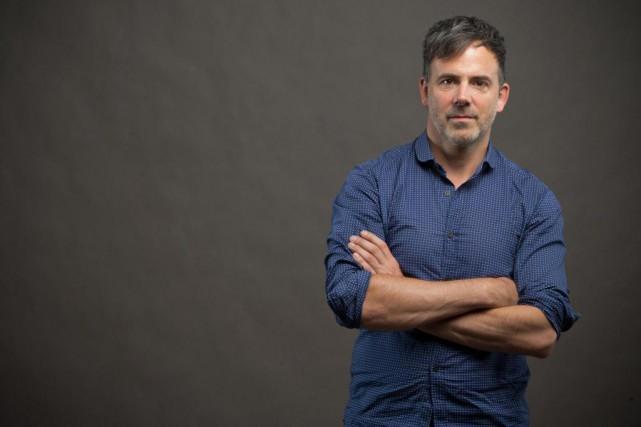 Le comédien Éric Bernier fait partie de la... (PHOTO FRANÇOIS ROY, LA PRESSE)
