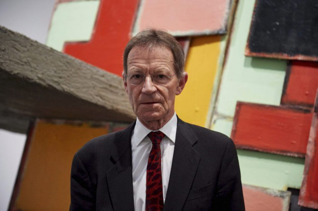Nicholas Serota... (PHOTO ARCHIVES AFP)
