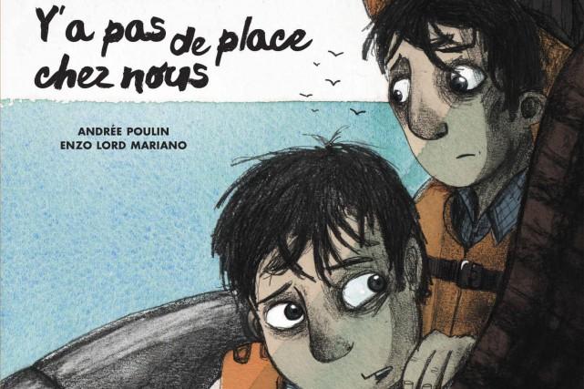 Andrée Poulin et Enzo Lord MarianoY'a pas de place chez nousQuébec...