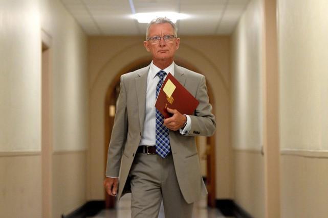 L'auteur dénonce le ton utilisé par le sénateur... (La Voix de l'Est The Canadian Pr)