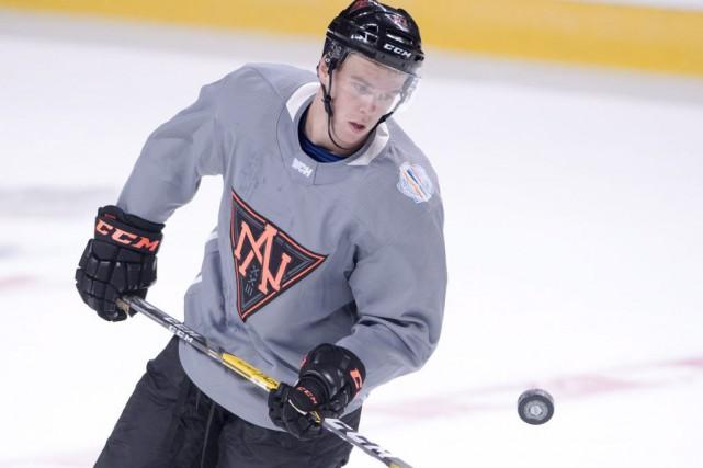 Connor McDavid... (Photo Ryan Remiorz, La Presse Canadienne)