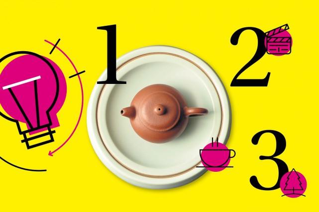 1. Party de thés (Infographie Le Soleil)