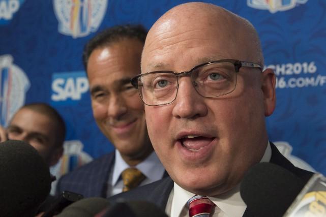 Daly a mentionné que les gouverneurs de la... (La Presse Canadienne, Jacques Boissinot)