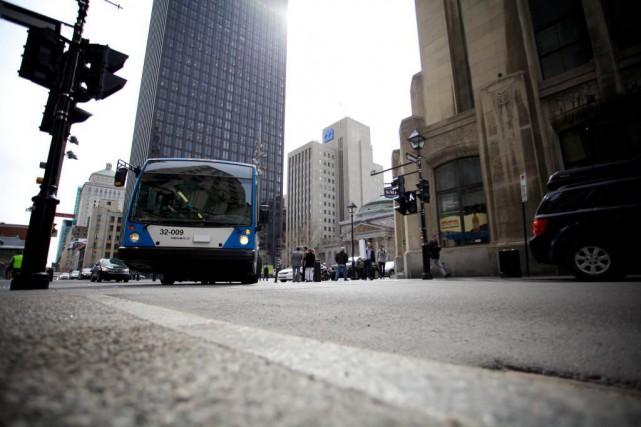 La Société de transport de Montréal a aussi... (PHOTO SARAH MONGEAU-BIRKETT, ARCHIVES LA PRESSE)