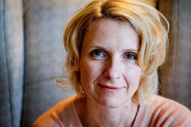 L'auteure du roman à succès Mange, prie, aime,... (Photo Marco Campanozzi, Archives La Presse)