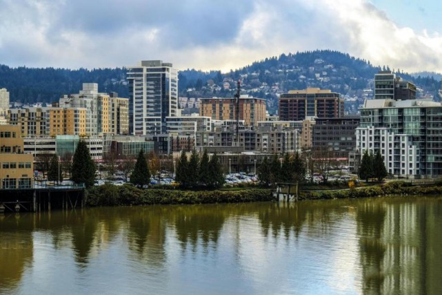 La ville de Portland, en Oregon, a la... (Photo Thinkstock)