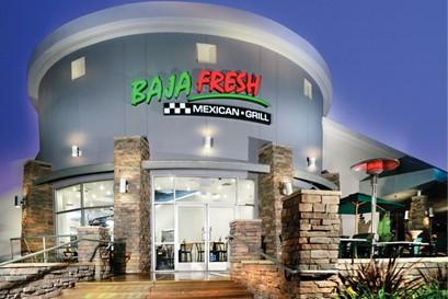 Un restaurant de la chaîneBaja Fresh Mexican Grill.... (Image tirée du site Web de Baja Fresh Mexican Grill)