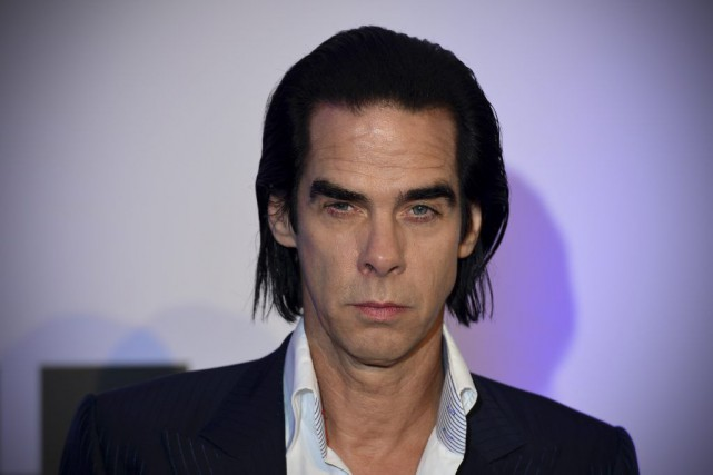 La rock star australienne Nick Cave a sorti vendredi son premier album depuis... (PHOTO ARCHIVES AFP)