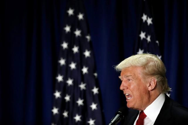 À moins de deux mois de l'élection présidentielle... (photo Mike Segar, REUTERS)