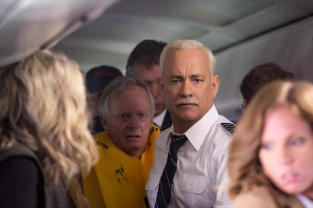 Tom Hanks dans Sully.... (Photo fournie par Warner Bros)