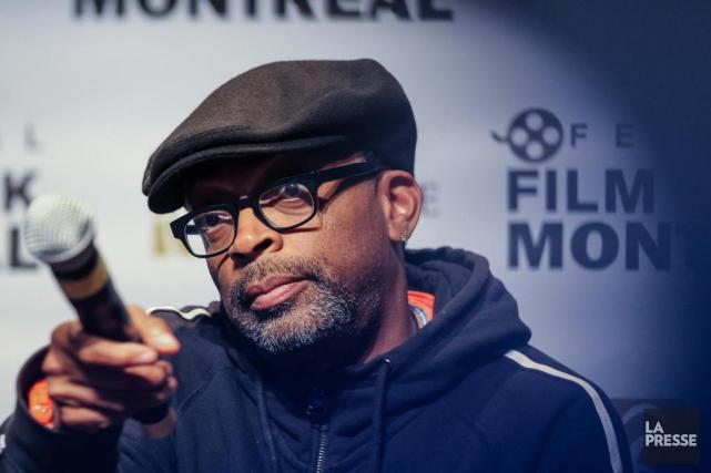 Le cinéaste Spike Lee sera de retour auFestival... (PHOTO ÉDOUARD PLANTE-FRÉCHETTE, ARCHIVES LA PRESSE)