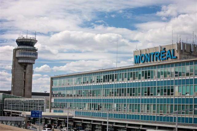 «Le trafic international à Montréal-Trudeau est en croissance... (PHOTO ANDRÉ PICHETTE, ARCHIVES LA PRESSE)