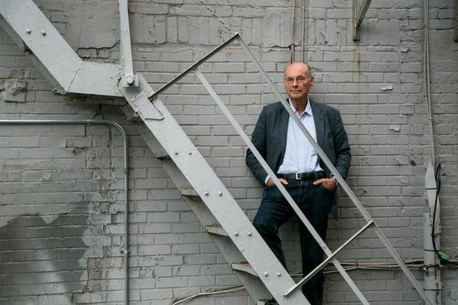 Boris Cyrulnik, auteur de l'ouvrage Ivres paradis, bonheurs... (PHOTO MARTIN TREMBLAY, LA PRESSE)