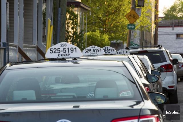 Alors que la majorité des chauffeurs suivra l'initiative... (Photothèque Le Soleil, Caroline Grégoire)