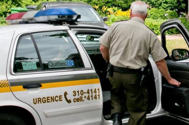 La police de Québec a fait appel à... (PHOTO DAVID BOILY, ARCHIVES LA PRESSE)