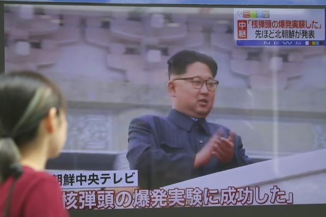 Cet essai sera scruté de près par les... (AP, Koji Sasahara)