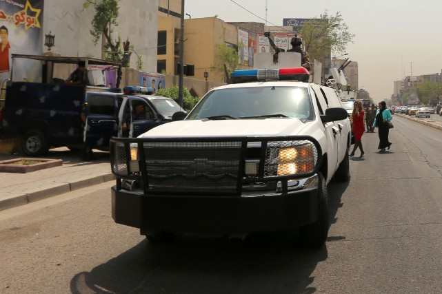 Un bilan préliminaire des attentats fait état de... (PHOTO ARCHIVES AFP)