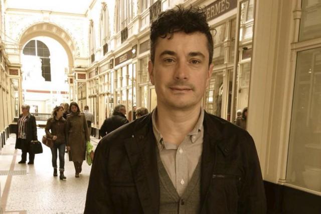 L'auteur Éric Mathieu... (Courtoisie)