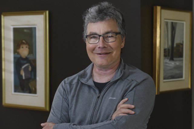 L'économiste régional indépendant, Jules Bergeron, est un ancien... (François Gervais)