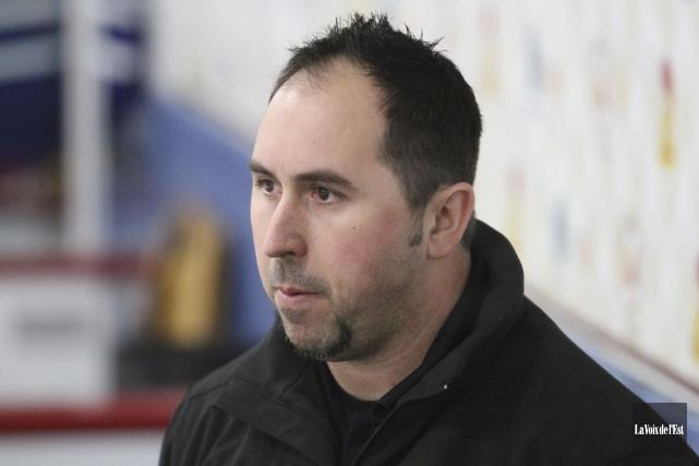«Le hockey de haut niveau me manquait», explique... (Archives La Voix de l'Est)