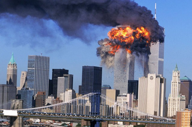 Le 11 septembre 2001 doit être considéré comme... (Associated Press)