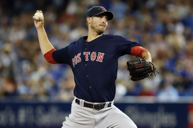 Rick Porcello... (PHOTO John E. Sokolowski, USA TODAY Sports)