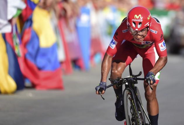 Nairo Quintana... (AFP)